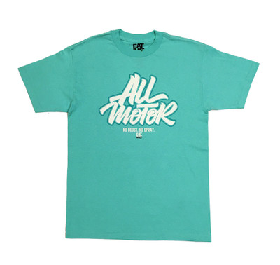 All Motor 5 T-Shirt | Teal