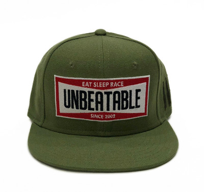Unbeatable Snapback Hat | Olive