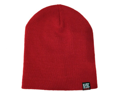Logo Tag Skully | Red
