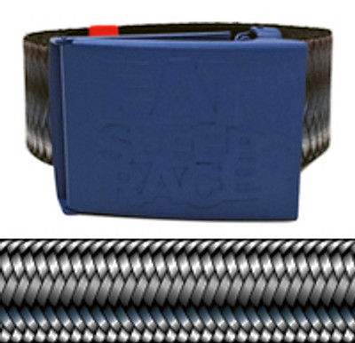 ESR Logo Belt | Steel Braided