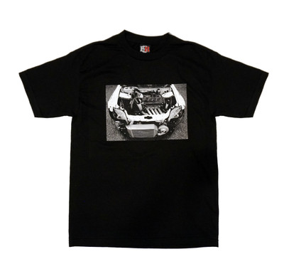 DP Motor T-Shirt | Black