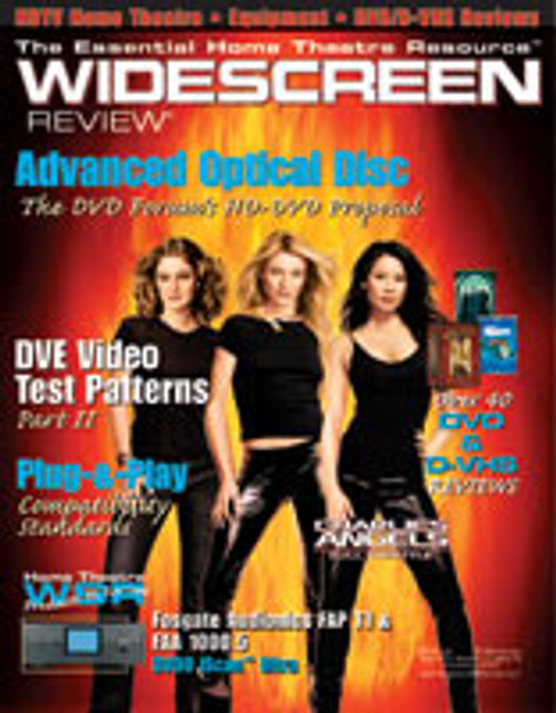 Widescreen Review Issue 078 - Charlies Angels: Full Throttle (November 2003)
