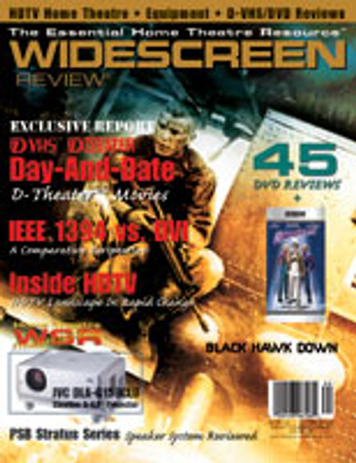 Widescreen Review Issue 062 - Black Hawk Down (July 2002)