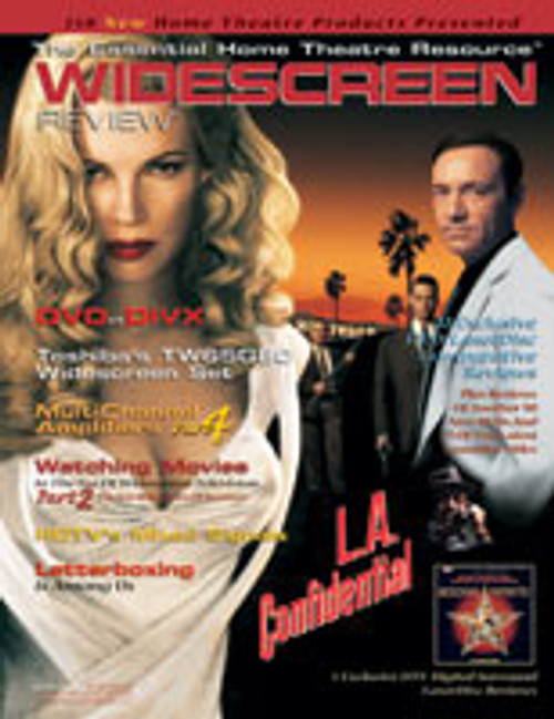 Widescreen Review Issue 028 - L.A. Confidential (June 1998)