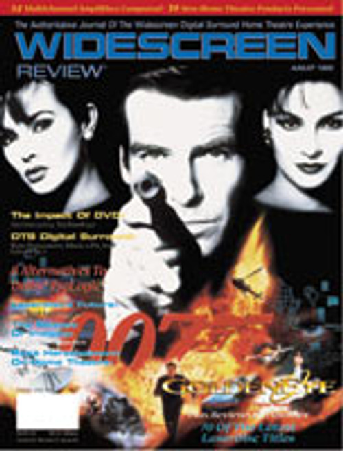 Widescreen Review Issue 020 - 007 GoldenEye (August 1996)