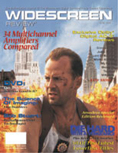 Widescreen Review Issue 018 - Die Hard With A Vengeance (April 1999)