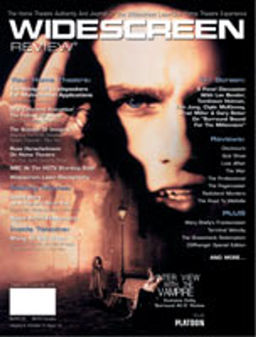 Widescreen Review Issue 014 - Interview With A Vampire (May/June 1995)