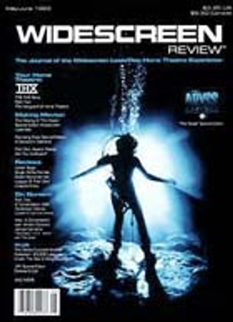 Widescreen Review Issue 003 - The Abyss (May/June 1993)