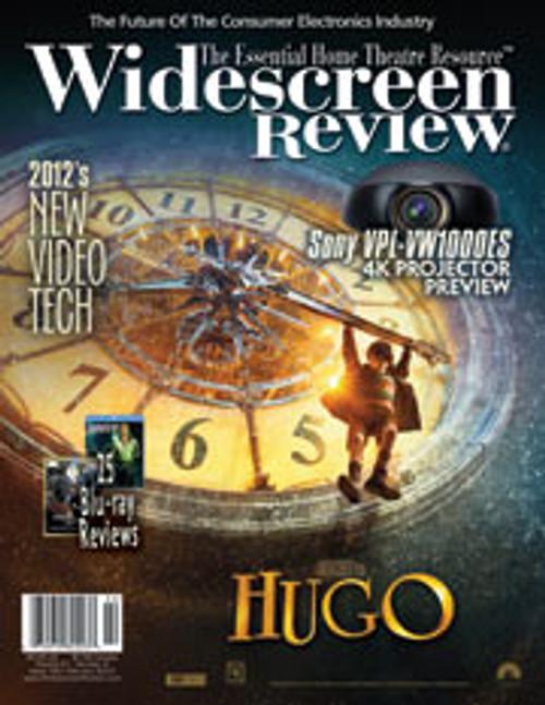 Widescreen Review Issue 164 - Hugo (February 2012)