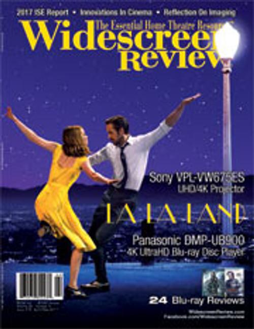 Widescreen Review Issue 216 - La La Land (April/May 2017)