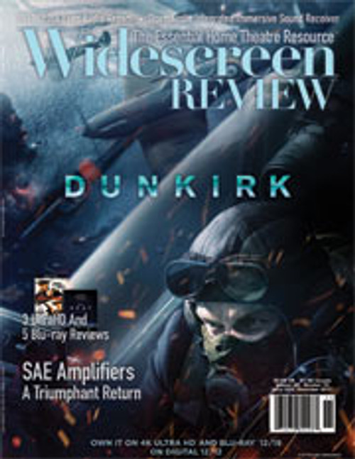 Widescreen Review Issue 222 - Dunkirk (December 2017)