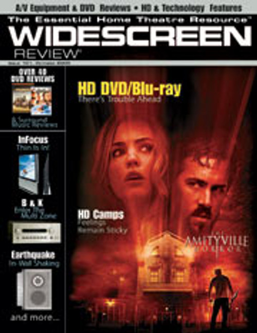 Widescreen Review Issue 101 - The Amityville Horror (2005) (October 2005)