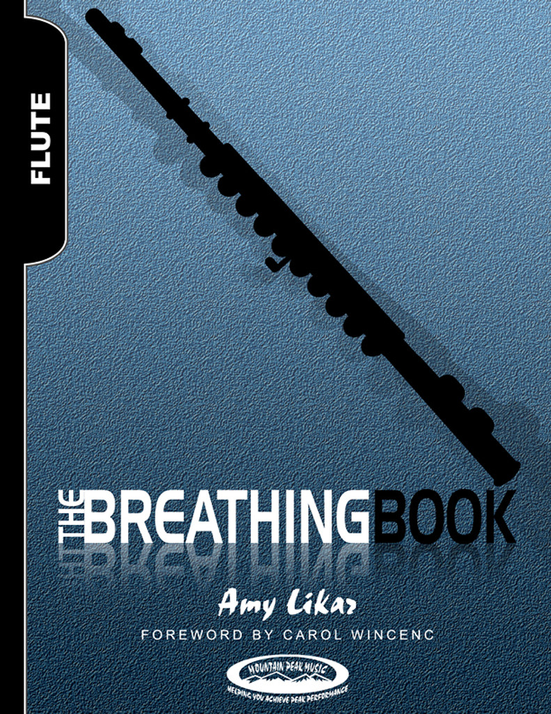 Breathing Book for Flute