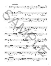 120 Melodic Articulation Etudes for Bass Trombone