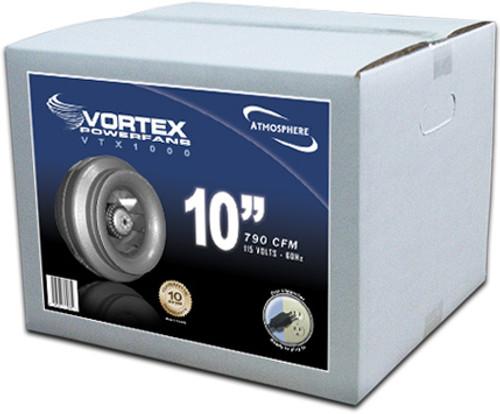 """Vortex Fan 10"""" Inline Powerfan"""