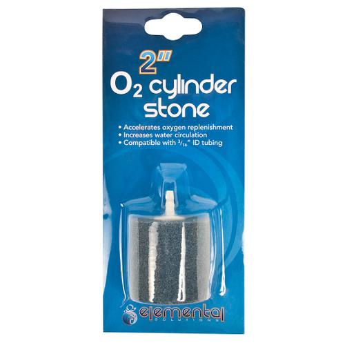 """Elemental O2 Cylinder Air Stone - 2"""""""
