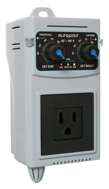 Autopilot Day & Night Cooling / Heating Thermostat Controller Image