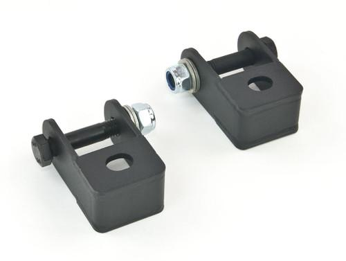 """GMC Sierra 6-Lug Rear Shock Extender For 2-4"""" Lift"""
