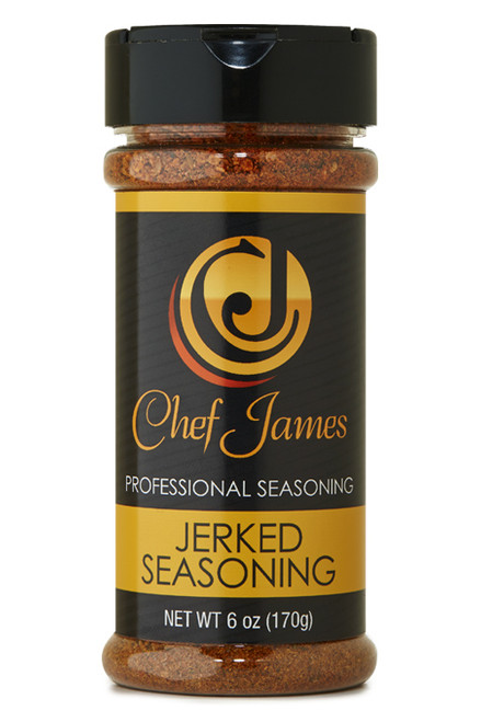 Jerked Seasoning