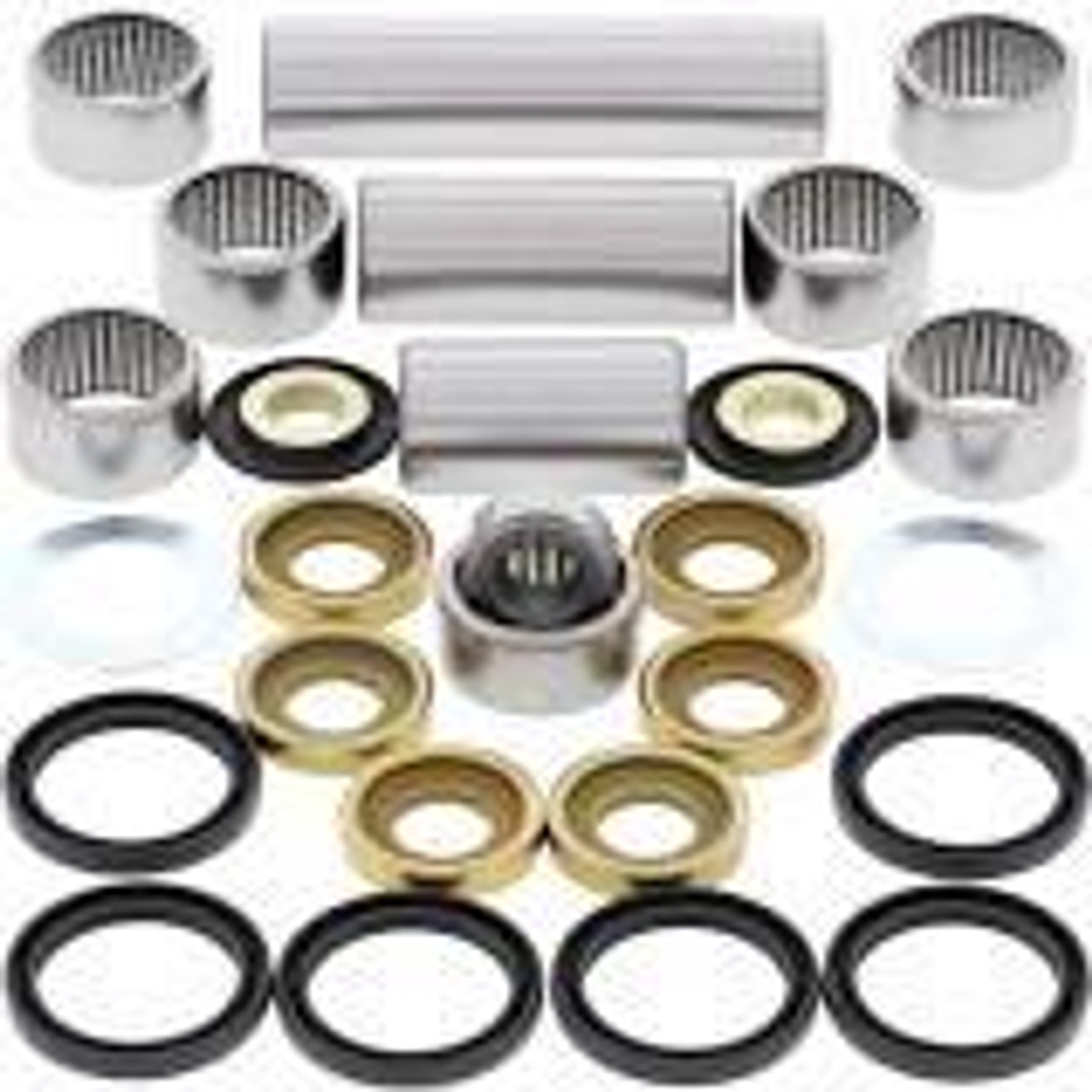 Shock Swing Arm Linkage Bearing Seal Kits