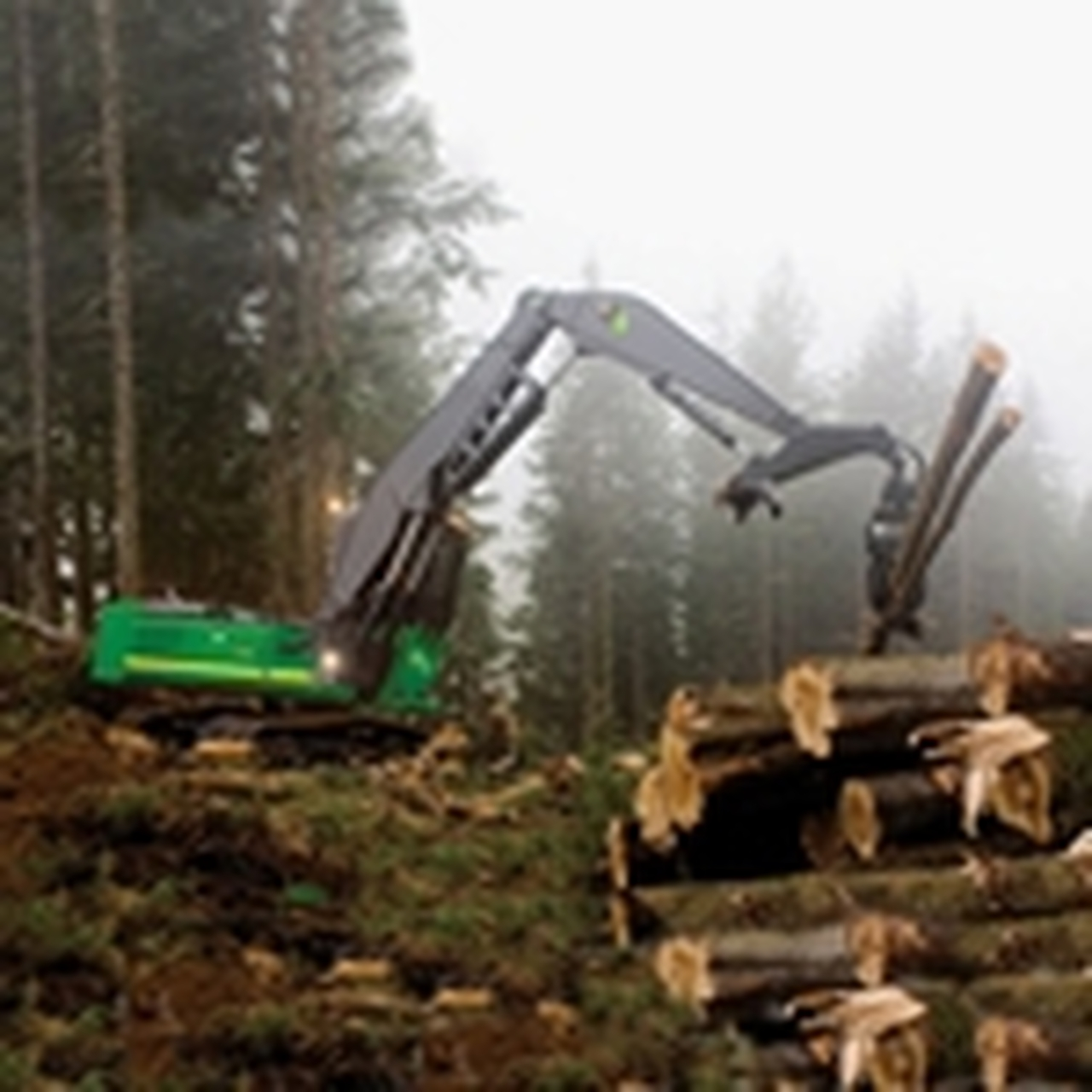 Forestry Swing Machine