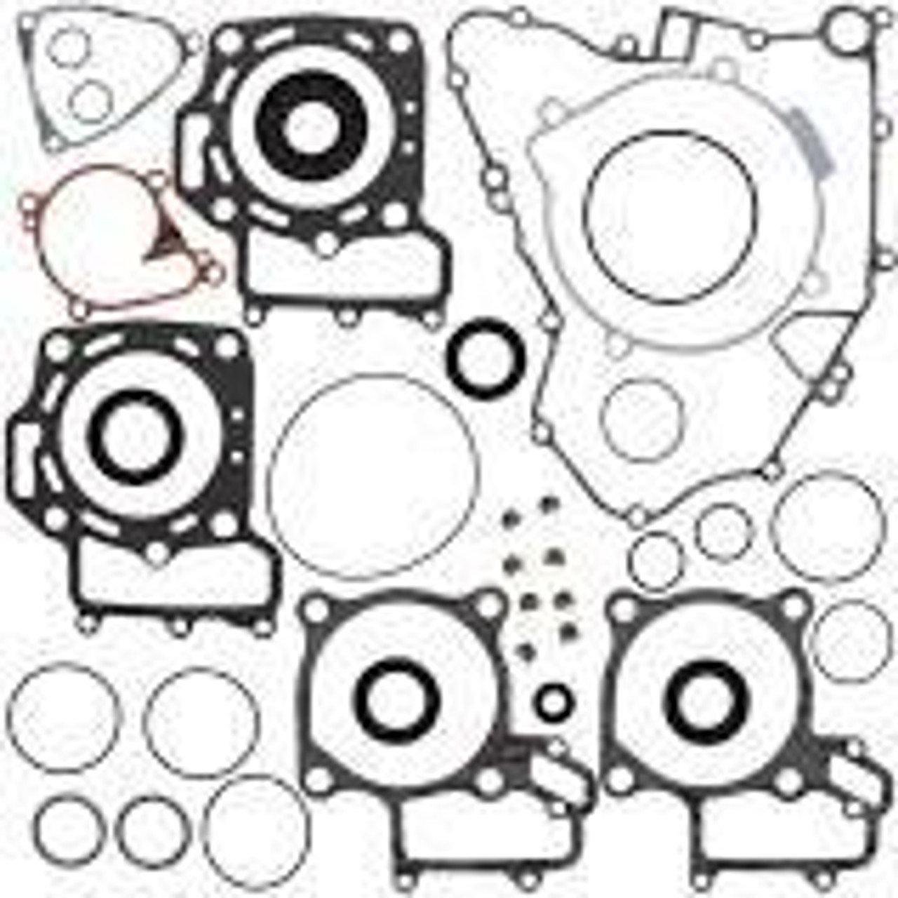 Complete Gasket Kit with Oil Seals