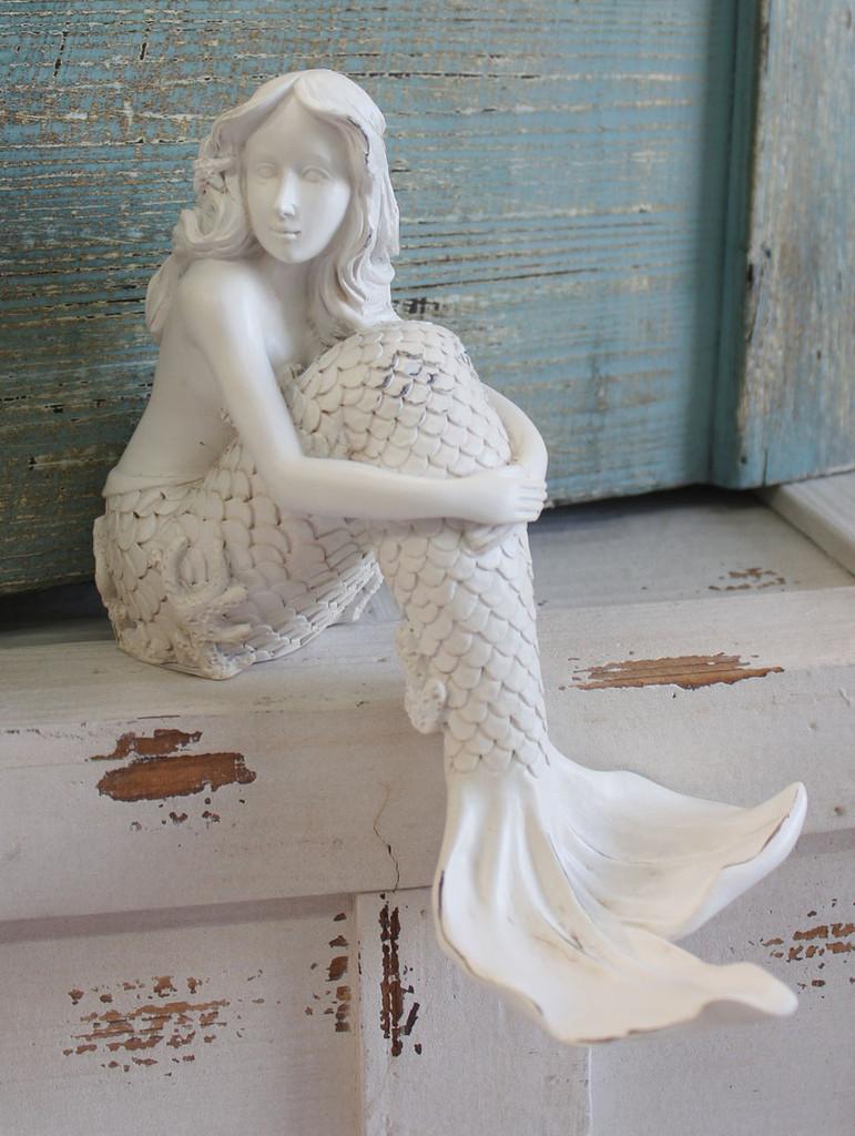Mermaid Shelf Sitter