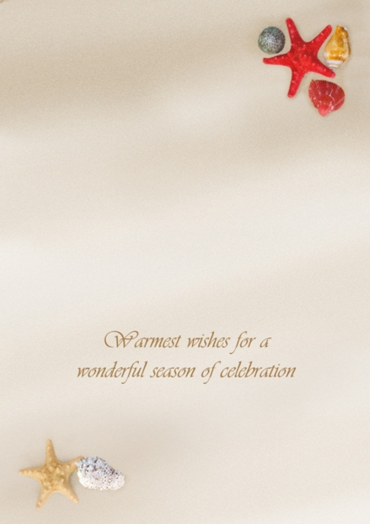 Warmest wishes for a wonderful season of celebration