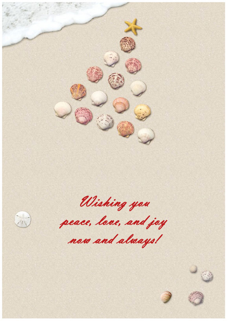 Wishing you peace, love, and joy now and always.