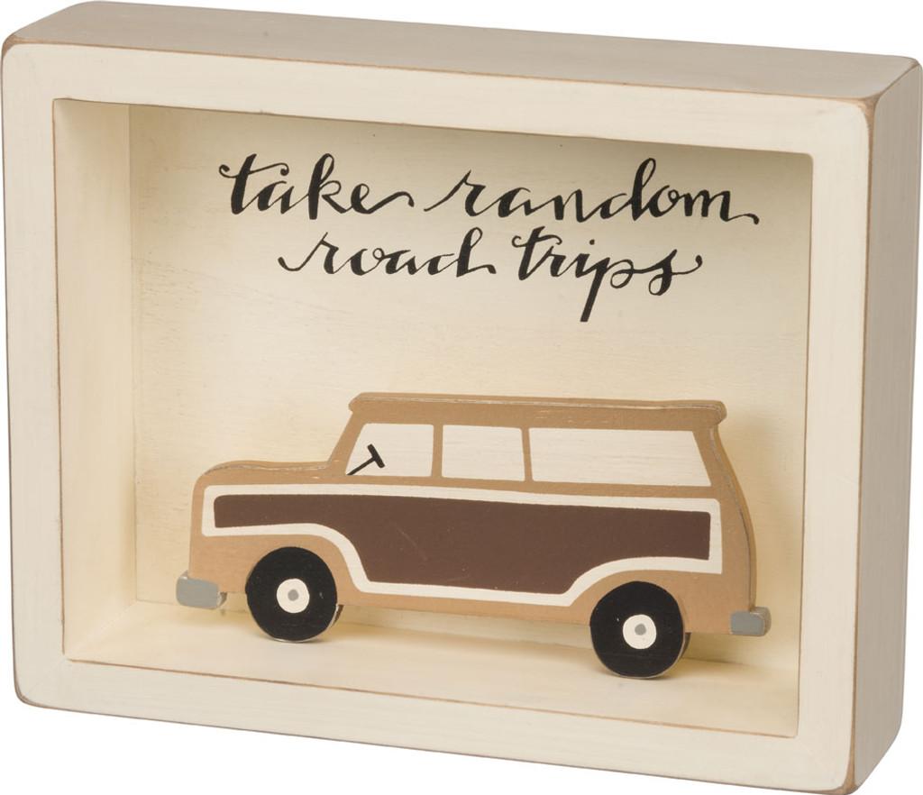 Take Random Road Trips