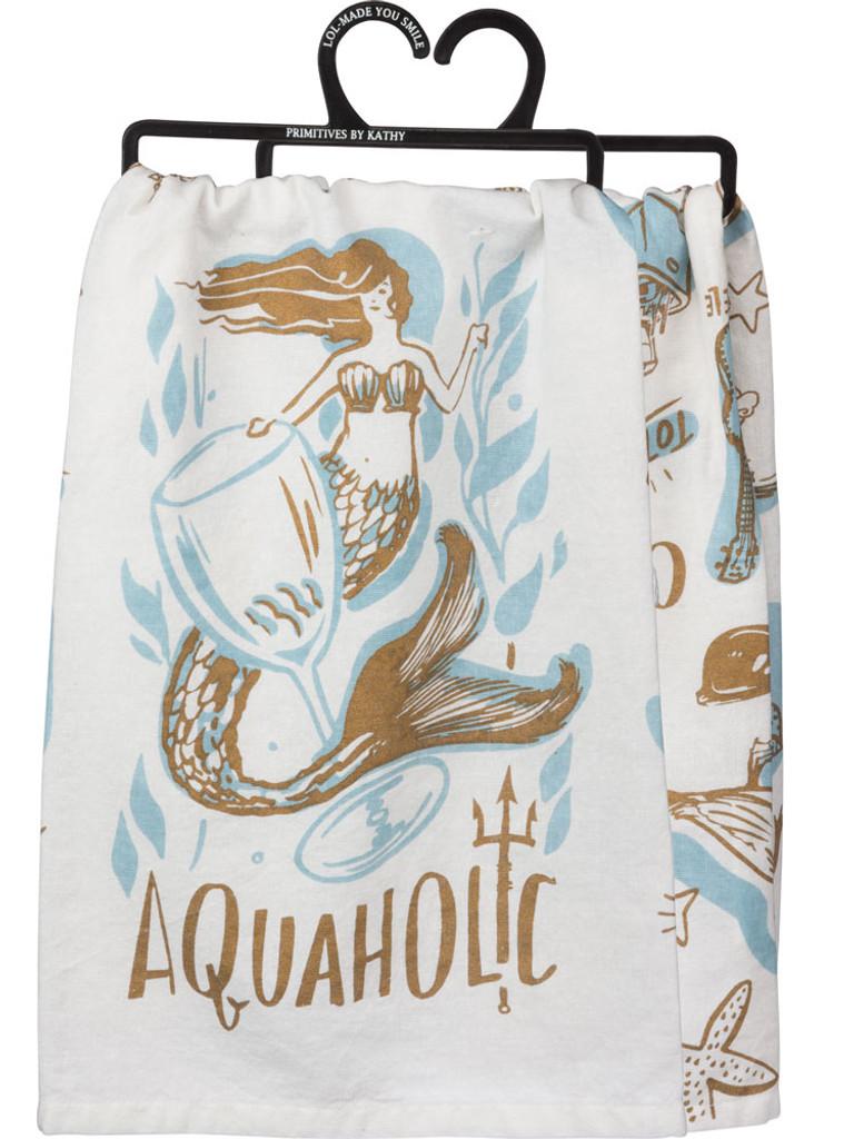 Aquaholic Mermaid
