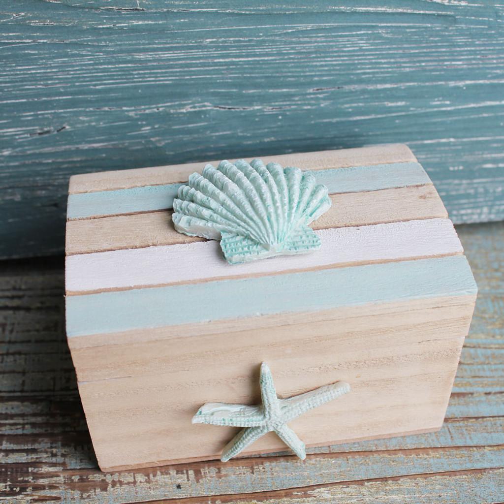Coastal Striped Box