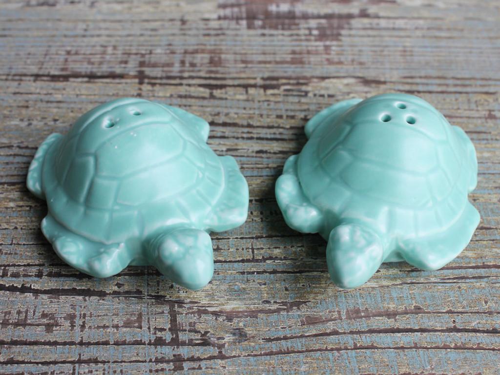 Turtle Salt & Pepper Shakers