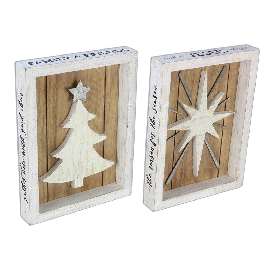 Christmas Shadow Box Set