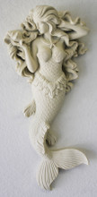 Mermaid Wall Figure