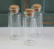 Small Glass Bottles