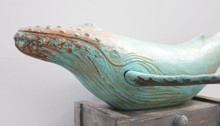 Detail of Humpback Whale