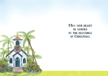 May your heart be warmed by the blessings of Christmas