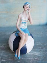 Bathing Beauty Beach Ball