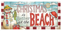 Christmas is better at the Beach Holiday Cards