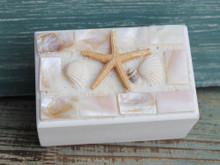 Small Mosaic Trinket Box