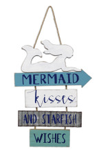 Mermaid Hanging Sign