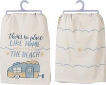 Beach Camper Dish Towel