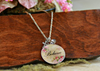 IN-402 Believe ART necklace