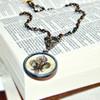 ART-212 Old World Fleur de Lis ART Collection Necklace