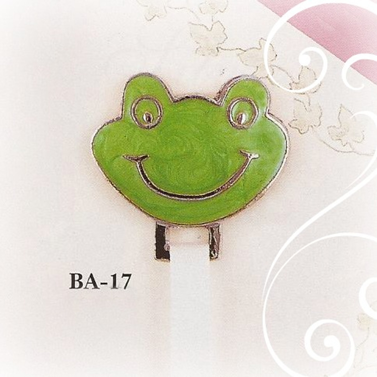 BA-17 Froggie Paci Holder