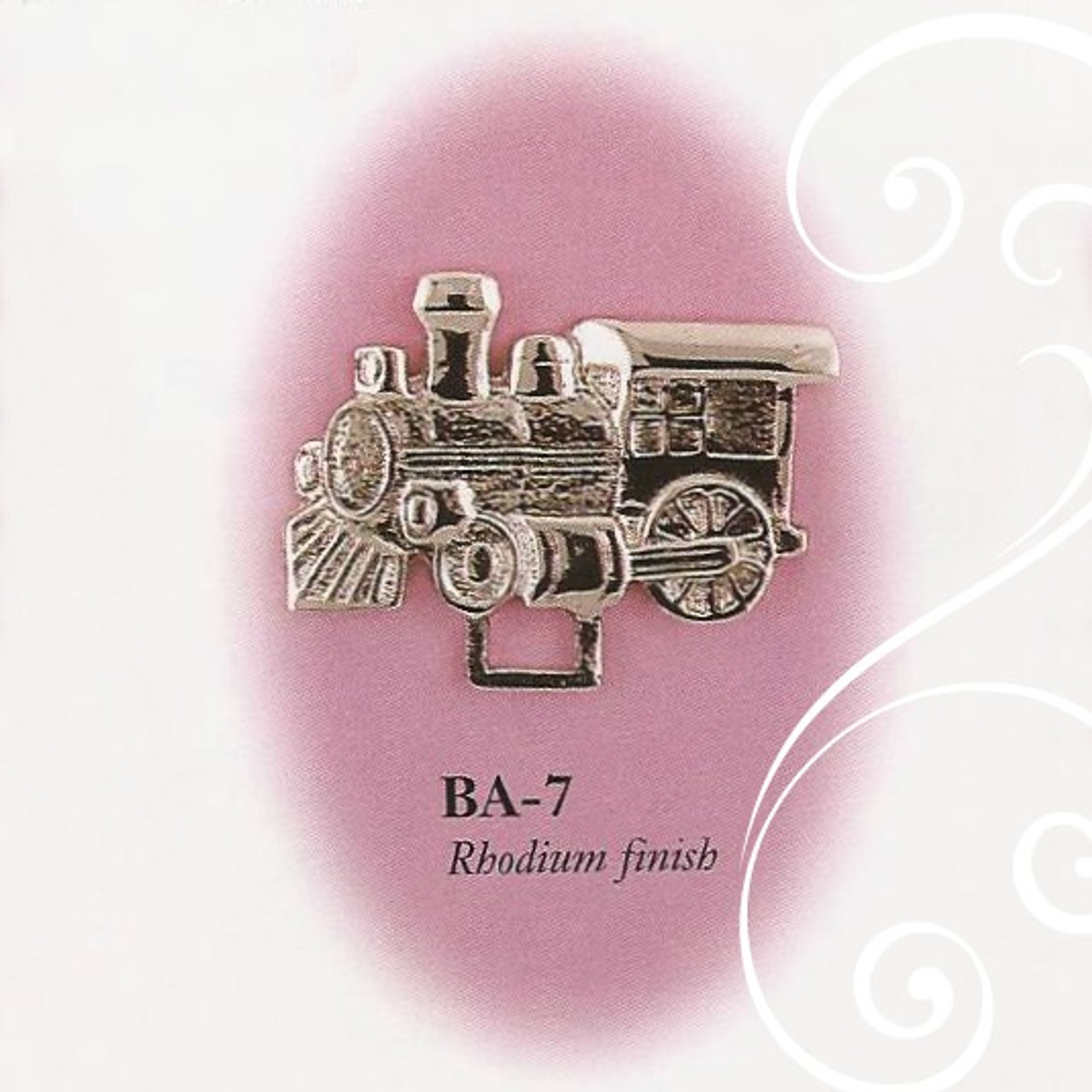 BA-7 Train Paci Holder