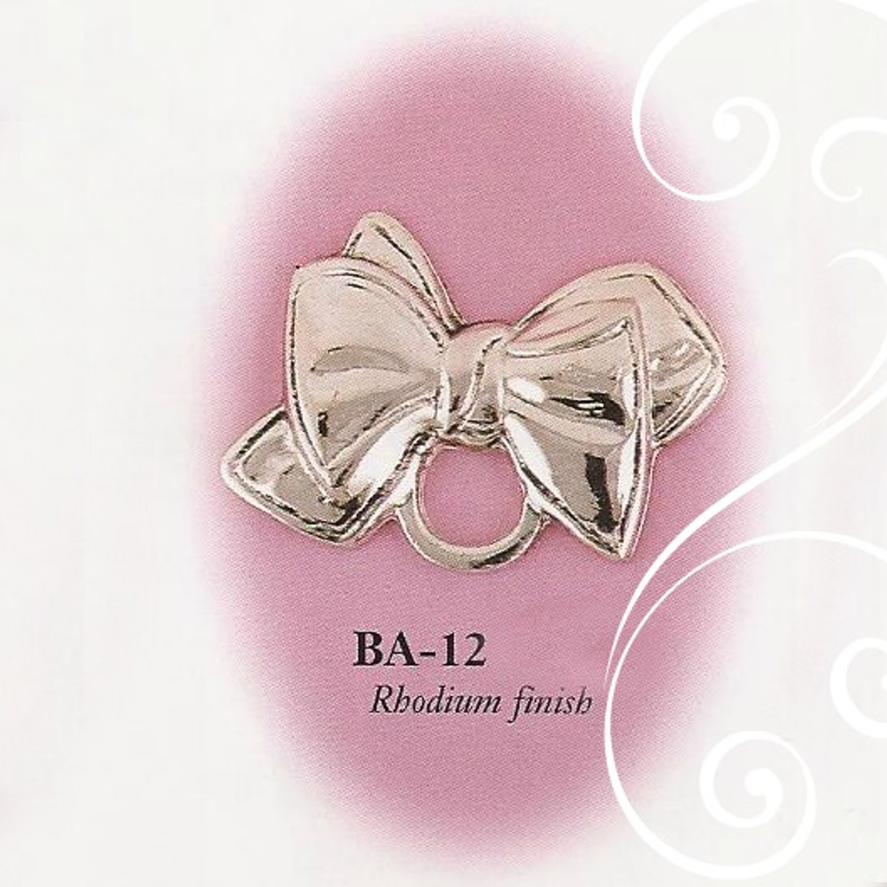 BA-12 Bow Paci Holder