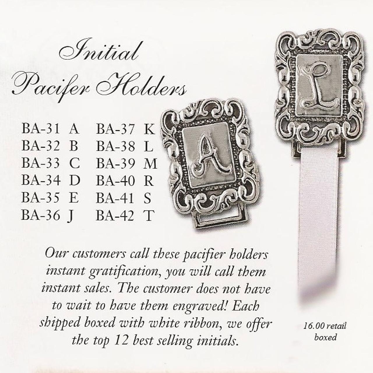 BA-31 Initial Paci Holders