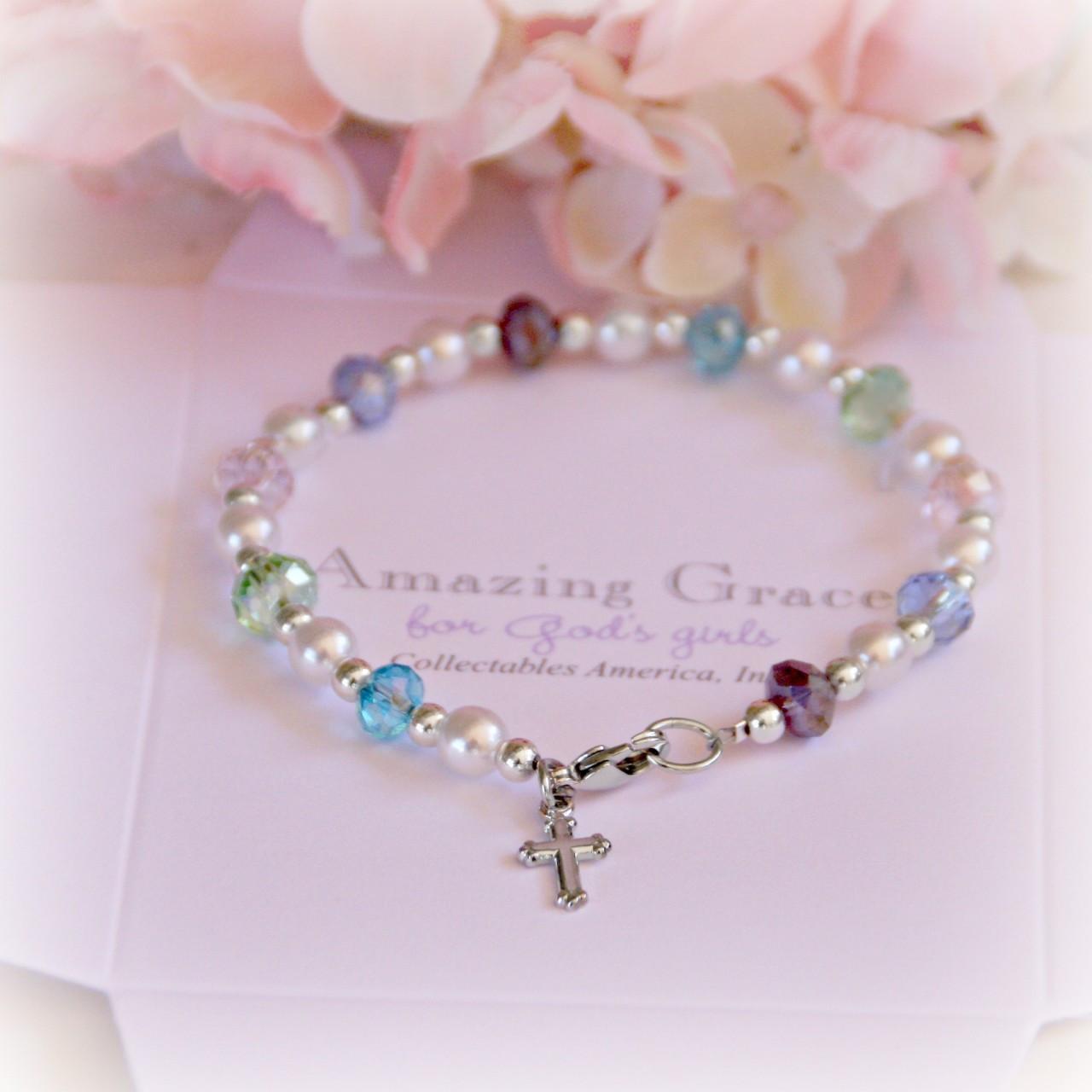 GG-15  Amazing Grace Pastel Bracelet
